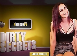Dirty Secrets with Jordie Spencer from Xpanded TV - British Babeshow Tot