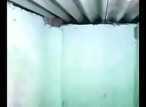 Swathi naidu sexy bare-ass bathing
