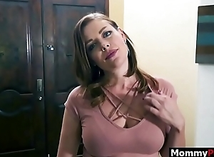 Son receives a blowjob outlander gold digger mom