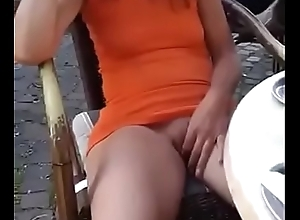 akin to her white pussy in Mumbai in Indian public berth