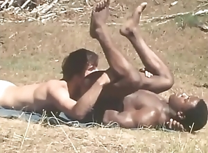 vintage ass drilling and bareback