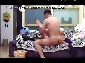 48918608 Chinese Domestic servant Hostel Sex Garbage