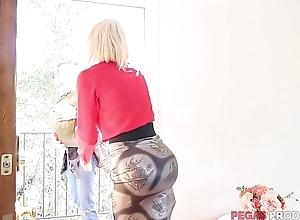 Pegas Productions - Milf Savana Styles D&eacute_fonc&eacute_e par le Jardinier