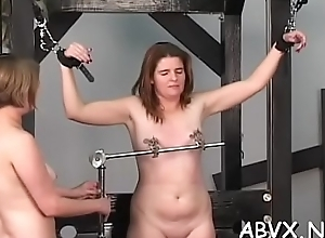 Neat dolls round of the first water forms amazing xxx bondage amateur