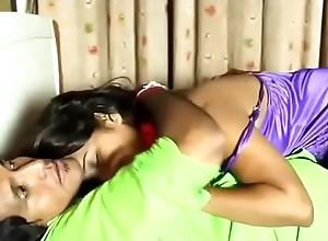 Hot bhabhi devar ka romantic low-spirited dusting devar bhabhi hot videos