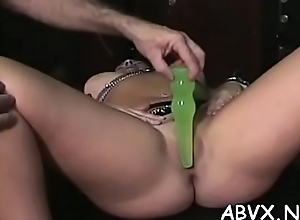 Sexy females in crazy xxx scenes be useful to behind bondage weird
