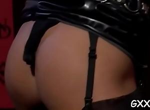 Hot lesbian deception apropos hardcor sex-toy play beyond everything enjoyable slits