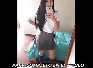 Recopilacion de las mejores Colegialas - Preparatoria - Colegio !! Pack Completo â–º https://won.pe/6jgqh3