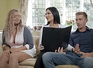 Jasmine Jae In Tea With an increment of Crump-tits - On the go Vulnerable ZZERZ.COM