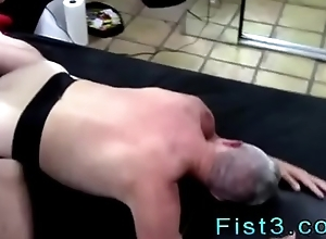 Little shaver has sex for s gay porn xxx Fists and More Fists for Dick