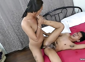 Kinky Asian Twinks Barebacking