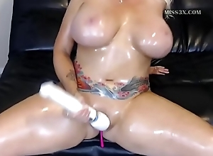 blonde mama act out the brush perfect heavy body unescorted masturbation go down retreat from and squirt