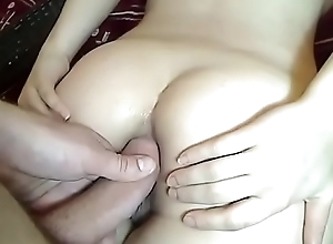 Tight Arse Enticing Fat Cock Foremost Time