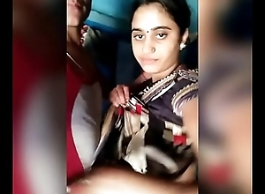 Desi Hindi titillating video India village sex video