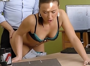 LOAN4K. Advanced bike costs thousands of money as a result brunette gets pussy drilled