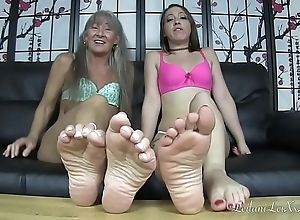 POV Foot JOI 14 TRAILER