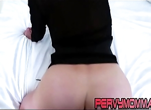 Cougar slut engulfing cock coupled with property screwed pov feeling