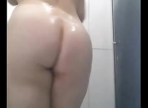 Katia Soares no banho 2