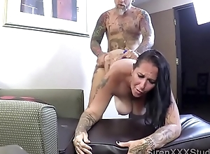 MILF Fucks Vibrator coupled with Mr Terror