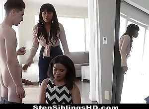 Diabolical Stepsisters Loni Legend &amp_ Jenna J Foxx Take Turns To Be wild about Lucky Blind Meeting