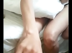 bulgarian wakes me by stroking me