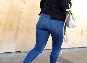 Candid - Latina BigButt Far Tight Jeans (RM1) No:2