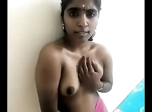 Desi indian nude be advantageous to bf
