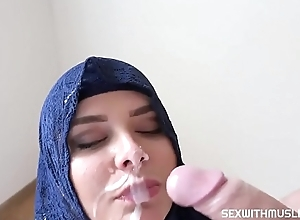 Beamy Boobed Arab MILF cheating more Stranger