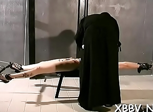 Tractable explicit teat torture complete bdsm grown-up xxx