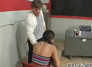 Beau gives a blue blow job added to receives nailed hardcore style