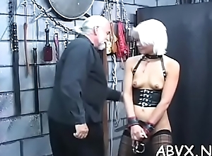 Older woman original villeinage in naughty xxx scenes