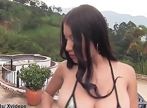 Luciana Chip divide up - Bikini