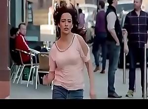 Neha  Sharma  boobs Bouncing breaking