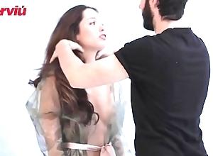 Jennifer Lara de MyHyV desnuda en Interviu