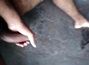 indian bloke masturbating