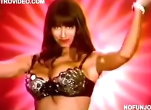 Christy Canyon Does Striptease exposed to NY Influence a rear Access Show