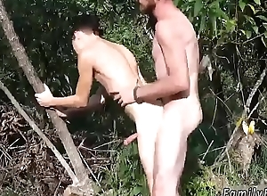 Gay sexy phthisic body nude boys fluid free vids Open-air Pitstop