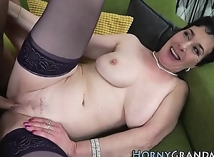 Nylons gilf sucking