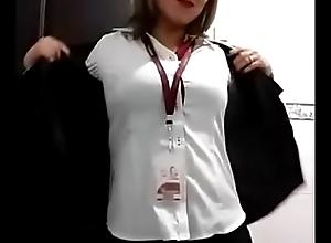 Mayra Menendez Desnudandose