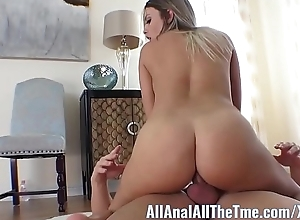 Busty Blonde Brtiney Widens Ass be proper of Artful Time Anal!
