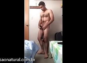 Baiano motorista de uber de rola dura - machosaonatural.com.br