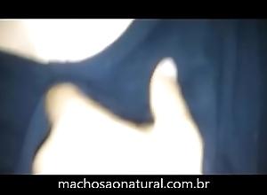 Cdzinha  curte pau de homem hetero - machosaonatural.com.br
