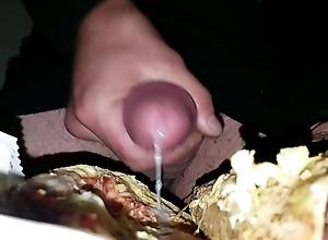 Masterbating Procure jackinthebox taco cum shot