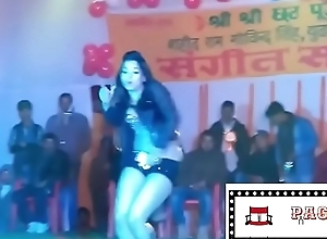 Indian mujra X-rated hot exotic dance Fro bandeau show
