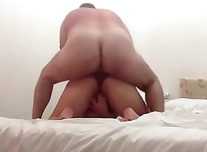 Pale shady pounded in anal job