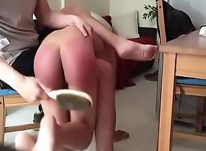 spank sexy twink