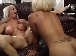 Enjoy some lesbian snag a grasp at porno party and separate from