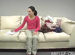 Thrilling and wild sex with wicked legal age teenager couple