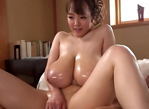 Stunning Oriental non-specific shows absent their way excellent load of shit handling skills