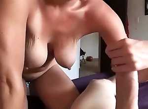Layman girl receives a deep anal soreness non-native her boyfriend